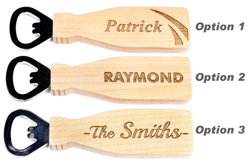 Personalized Bottle Opener for Birthday