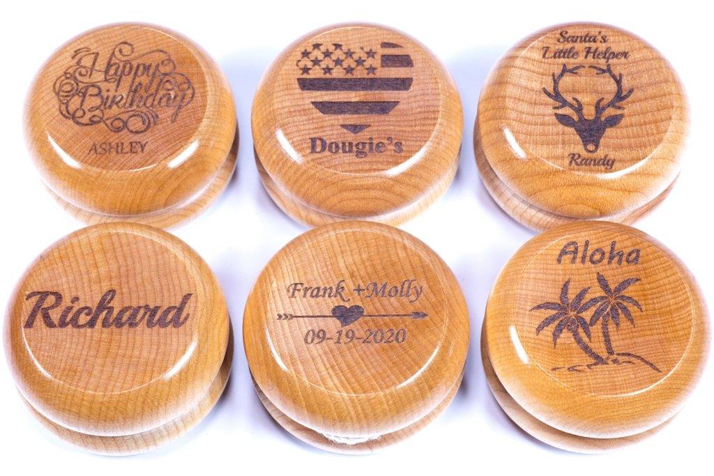 Customized Wooden YoYo