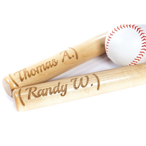 Baseball Bat Birthday Gift