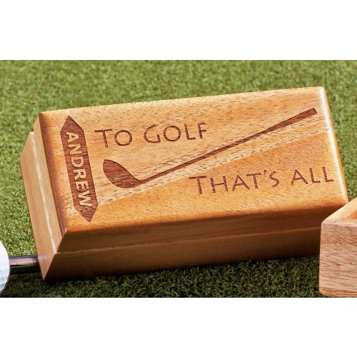 customized golf gift box made in usa