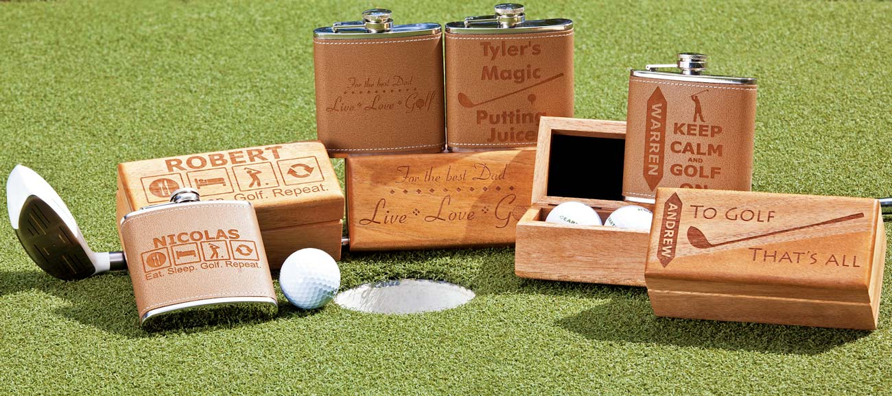 Personalized Golfer Gifts